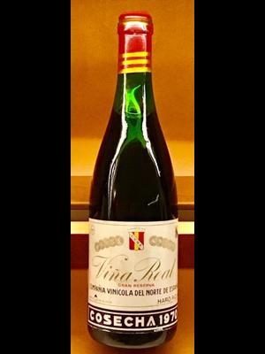 Wine CVNE GRAN RESERVA ESPECIAL 'VINA REAL' 1970