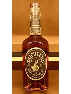 Spirits MICHTER'S SMALL BATCH ORIGINAL SOUR MASH WHISKEY US1