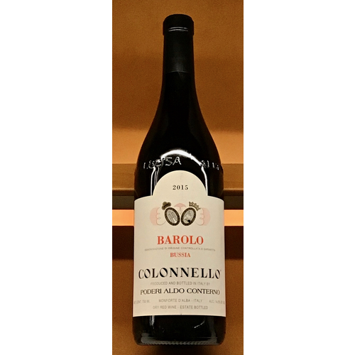 Wine PODERI ALDO CONTERNO 'COLONNELLO' BUSSIA BAROLO 2015