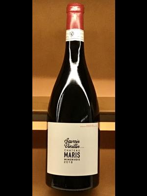 Wine CHATEAU MARIS 'SAVOIR VIEILLIR' 2018