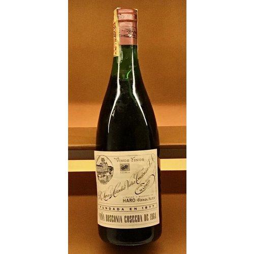 Wine LOPEZ DE HEREDIA 'VINA BOSCONIA' GRAN RESERVA 1964