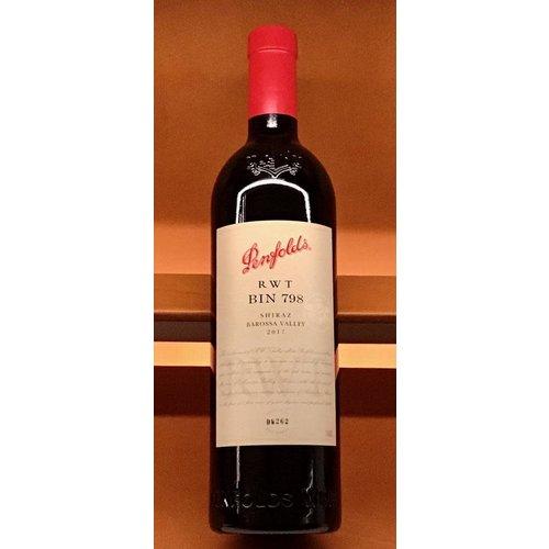 Wine PENFOLDS RWT BAROSSA VALLEY SHIRAZ 2017