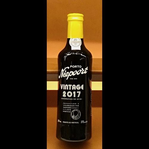 Wine NIEPOORT VINTAGE PORTO 2017 375ML