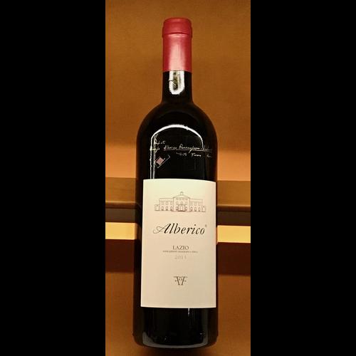 Wine ALBERICO ROSSO 2013