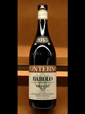 Wine GIACOMO CONTERNO 'FRANCIA' BAROLO 2015