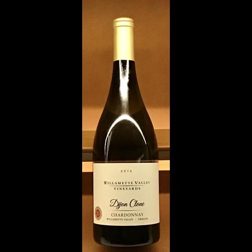 Wine WILLAMETTE VALLEY VINEYARDS 'DIJON CLONE' CHARDONNAY 2018