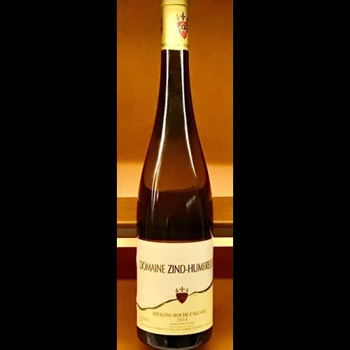 Wine ZIND-HUMBRECHT RIESLING ROCHE CALCAIRE 2014