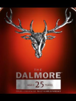 Spirits DALMORE 25 YEAR SCOTCH WHISKY