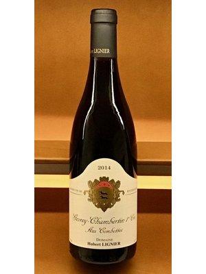 Wine HUBERT LIGNIER GEVREY CHAMBERTIN 'AUX COMBOTTES' 1ER CRU 2014