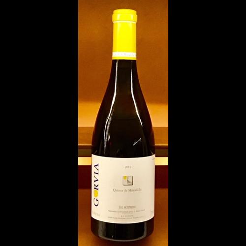 Wine GORVIA BLANCO 2012