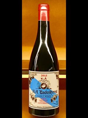 Wine A.A. BADENHORST FAMILY RED BLEND 2016