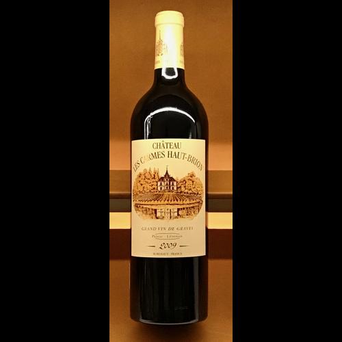 Wine CHATEAU LES CARMES HAUT-BRION 2009