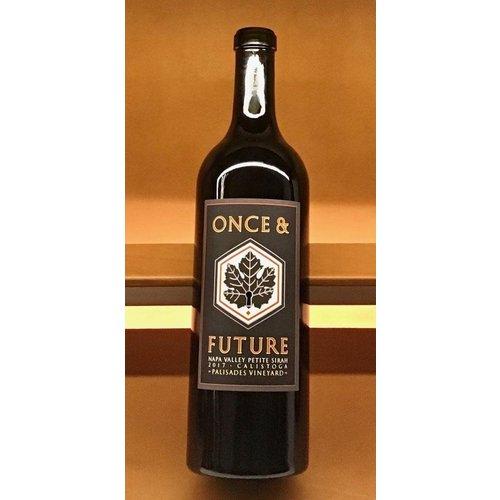 Wine ONCE & FUTURE PALISADES VINEYARD PETITE SIRAH 2017
