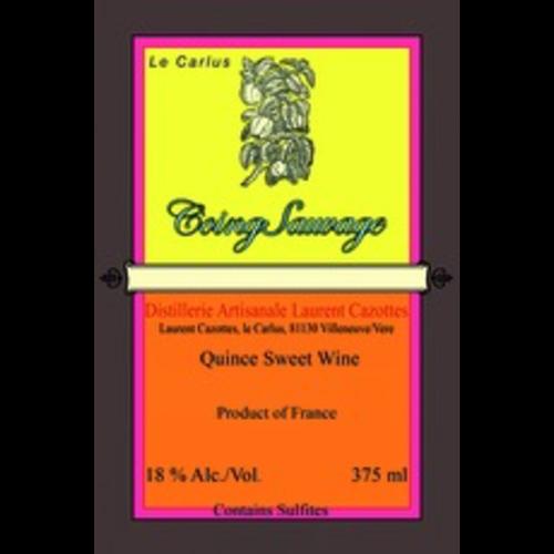 Spirits LAURENT CAZOTTES WILD QUINCE SWEET WINE