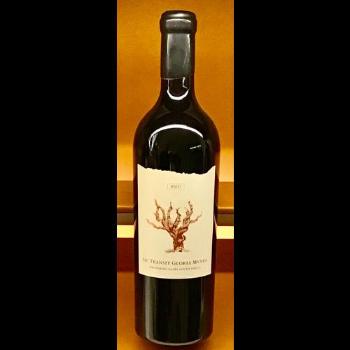 Wine NOBLE HILL 'SIC TRANSIT GLORIA MUNDI' 2015  SOUTH AFRICA, WESTERN CAPE