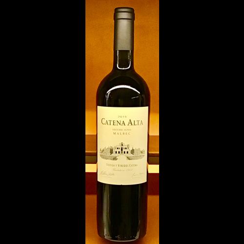 Wine CATENA ALTA MALBEC 2018