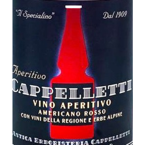 Spirits CAPPELLETTI APERITIVO 'IL SPECIALINO'