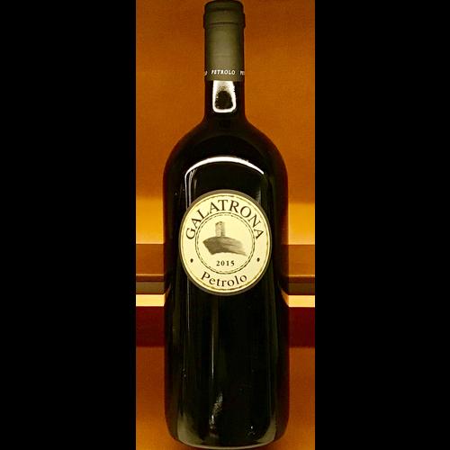 Wine PETROLO VAL D' ARNO DI SOPRA GALATRONA 2015 1.5L