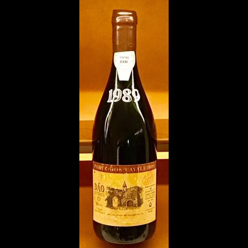 Wine CAVES SAO JOAO DAO PORTA DOS CAVALEIROS RESERVA 1989