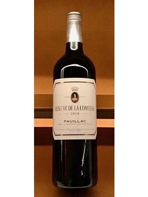 Wine RESERVE DE LA COMTESSE - PICHON LALANDE 2010