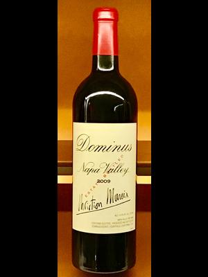 Wine DOMINUS ESTATES RED BORDEAUX BLEND 2009