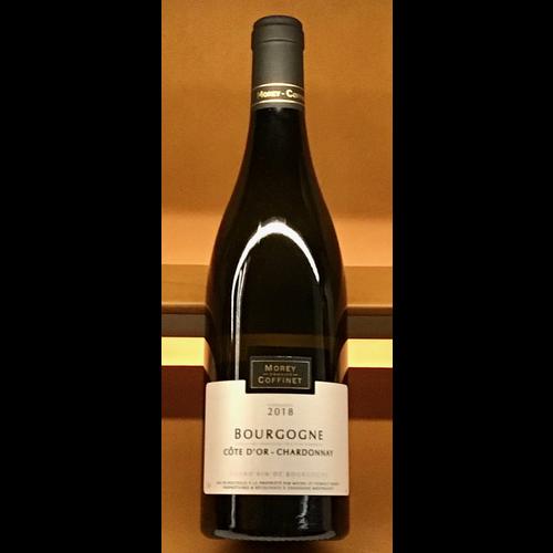 Wine MOREY-COFFINET BOURGOGNE BLANC 2018