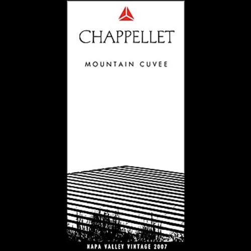 Wine CHAPPELLET MOUNTAIN CUVEE 2019