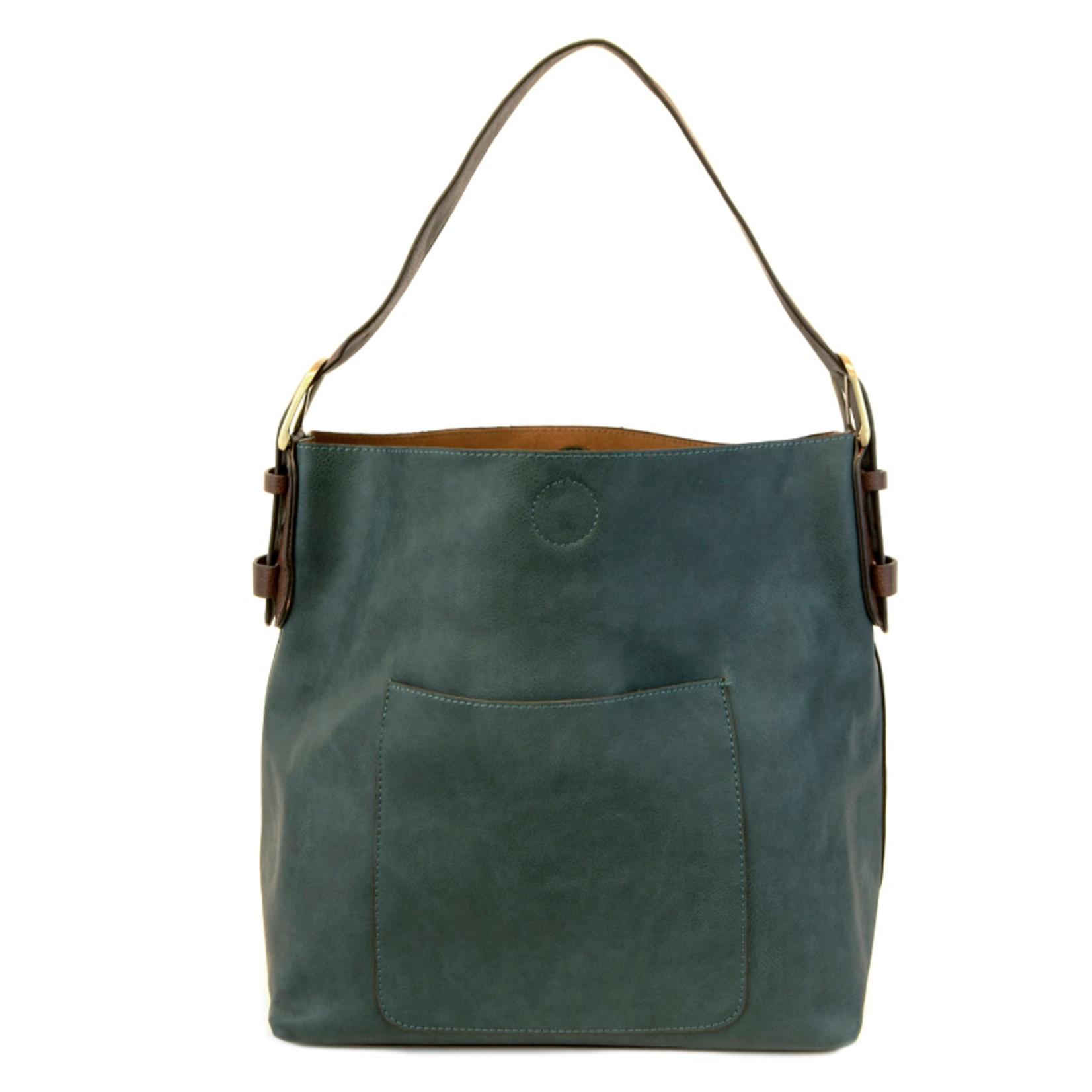 Joy Susan Joy Susan Hobo Cedar Handle Handbag