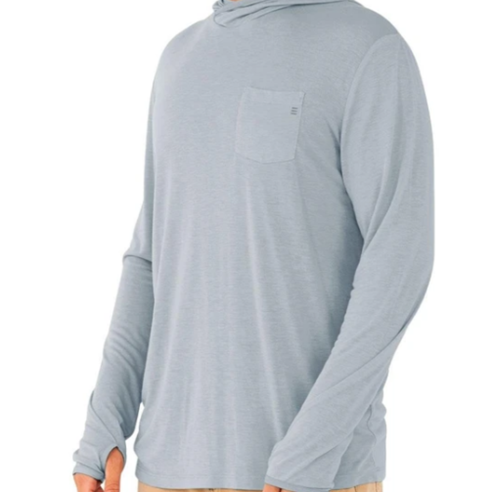 Free Fly Free Fly M's Bamboo Lightweight Hoody - P-143789
