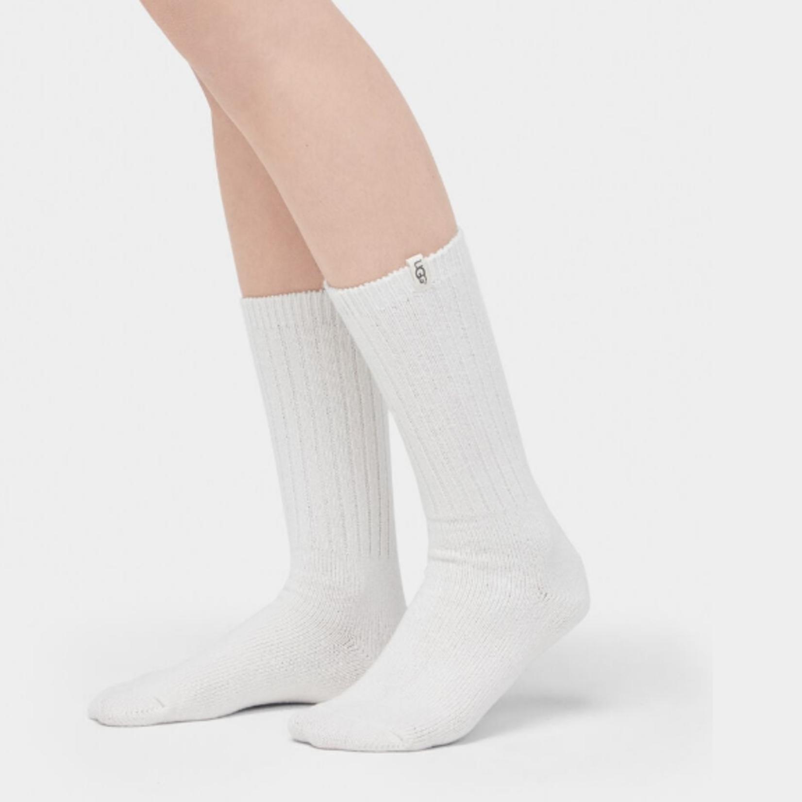 UGG® Australia UGG Rib Knit Slouchy Crew Sock - P-142904
