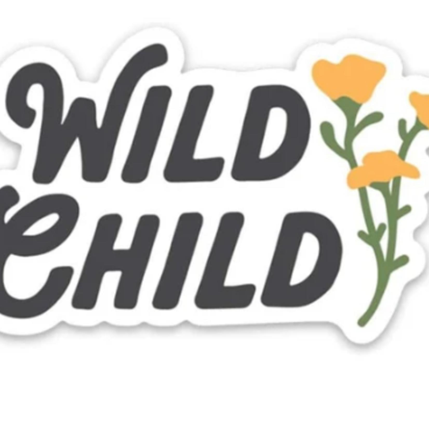 Keep Nature Wild KNW-Wild Child Sticker