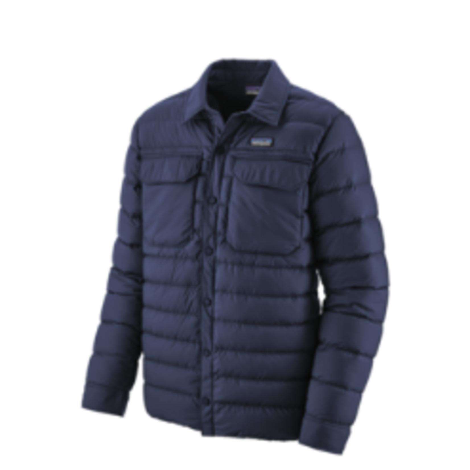 Patagonia Patagonia M's Silent Down Shirt Jacket