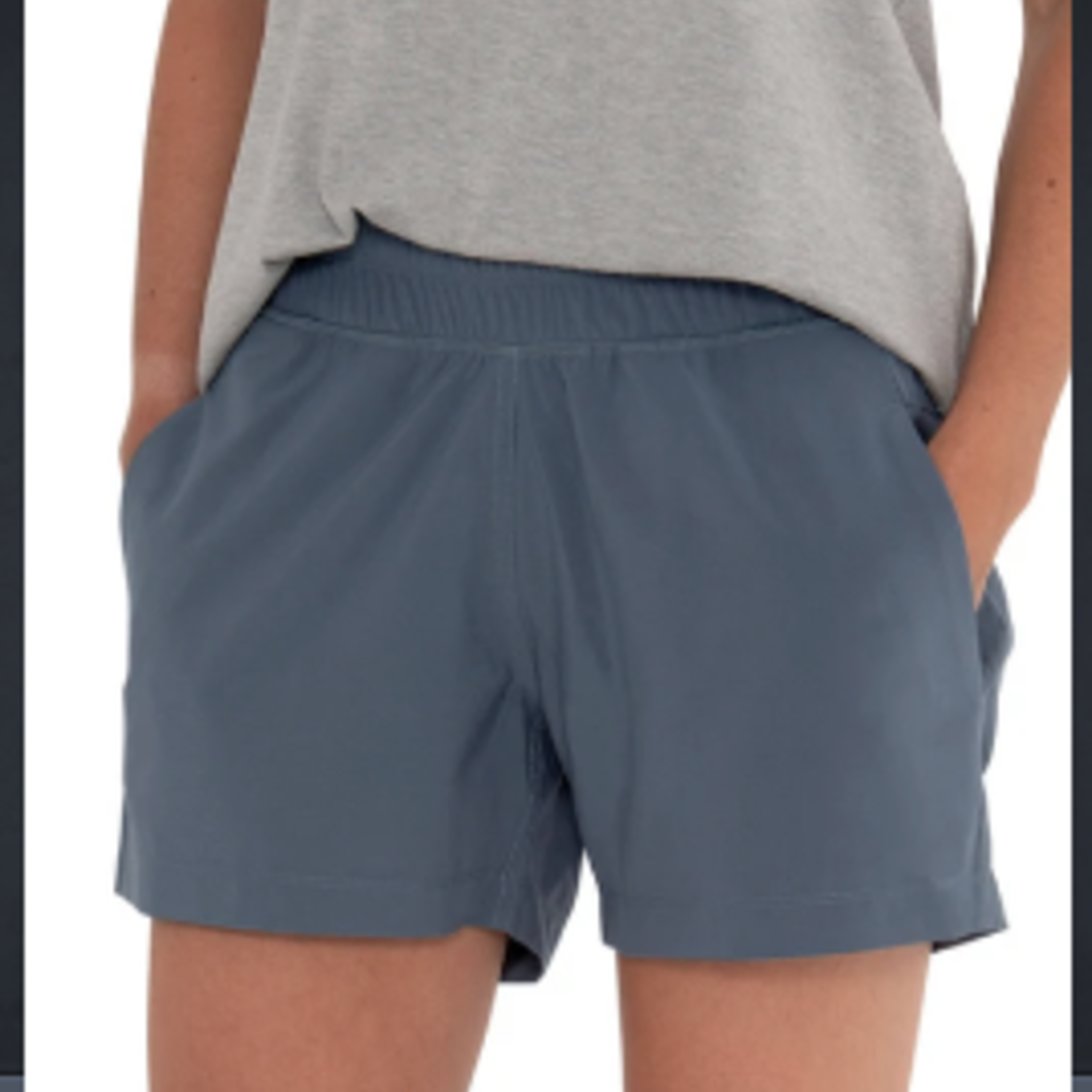 Free Fly Free Fly W's Pull-On Breeze Short - P-143836
