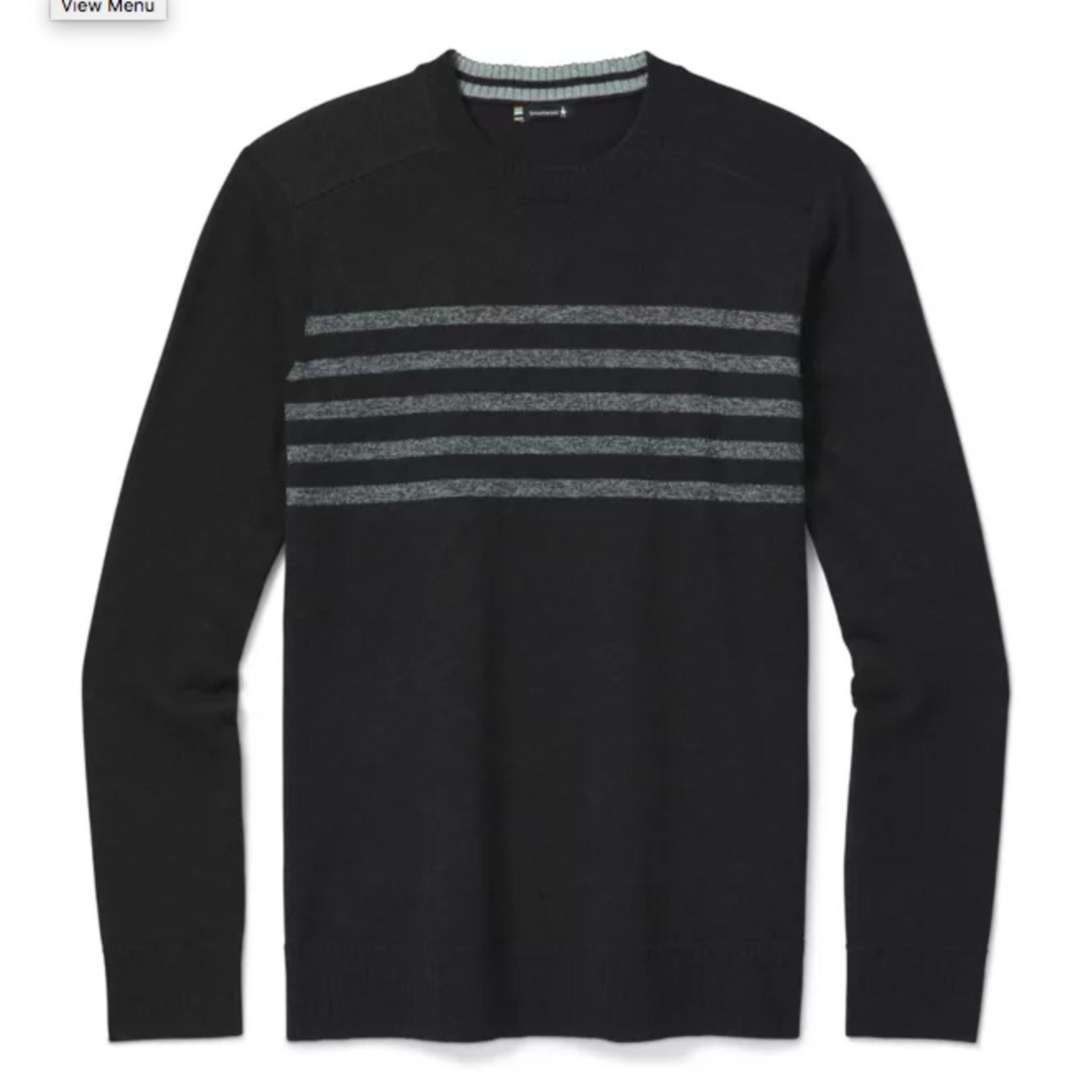 Smartwool Smartwool Men's Sparwood Stripe Crew Sweater