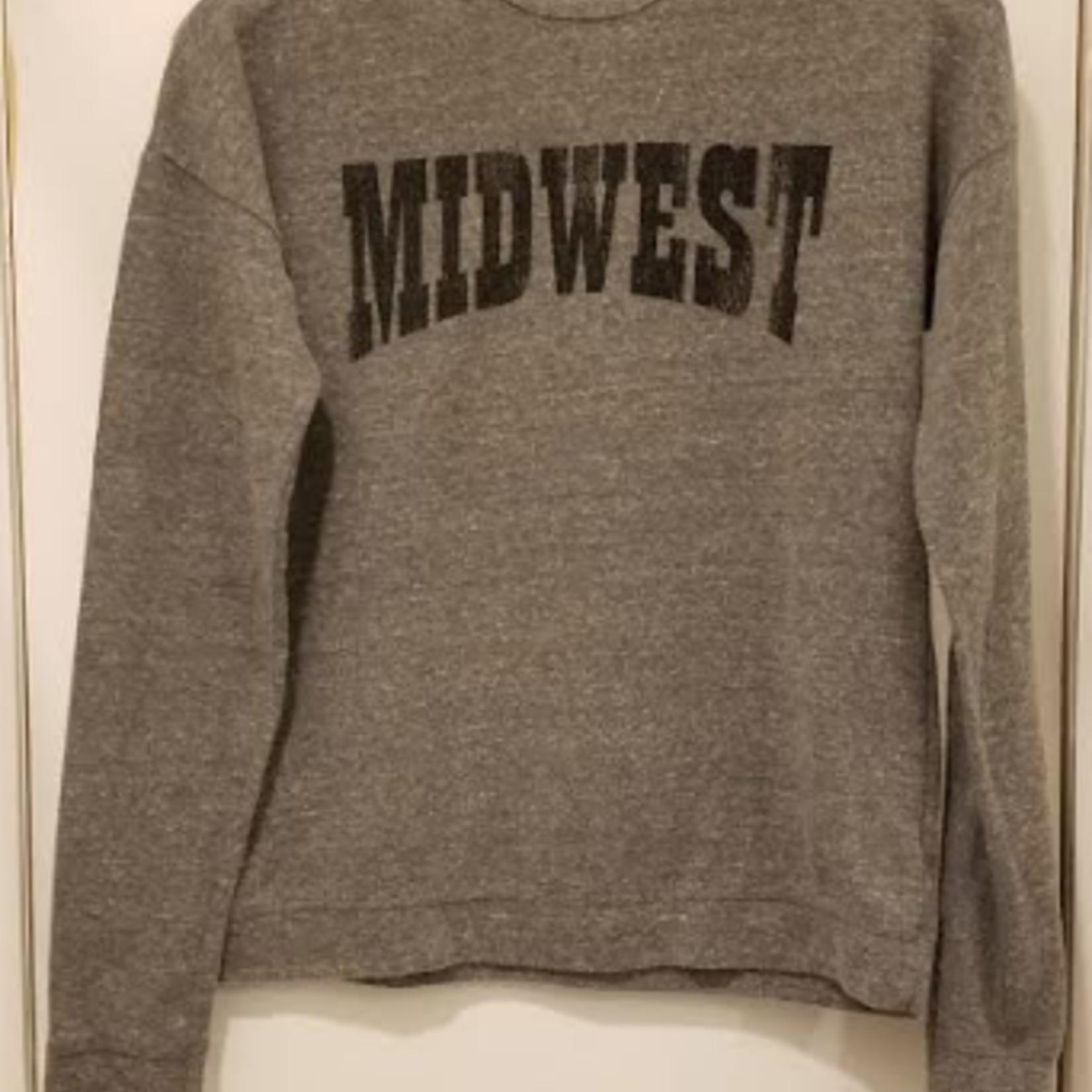 Wildcat Retro Brand Wildcat Retro Brand W's Midwest Sweatshirt