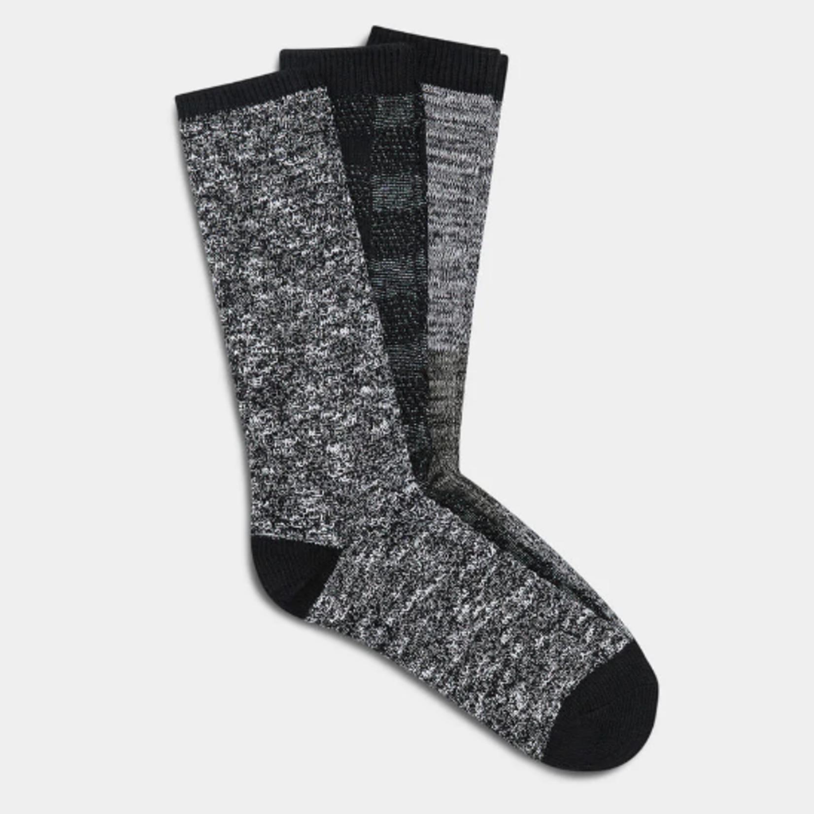 UGG® Australia UGG M's Bennett Crew Sock Gift Set