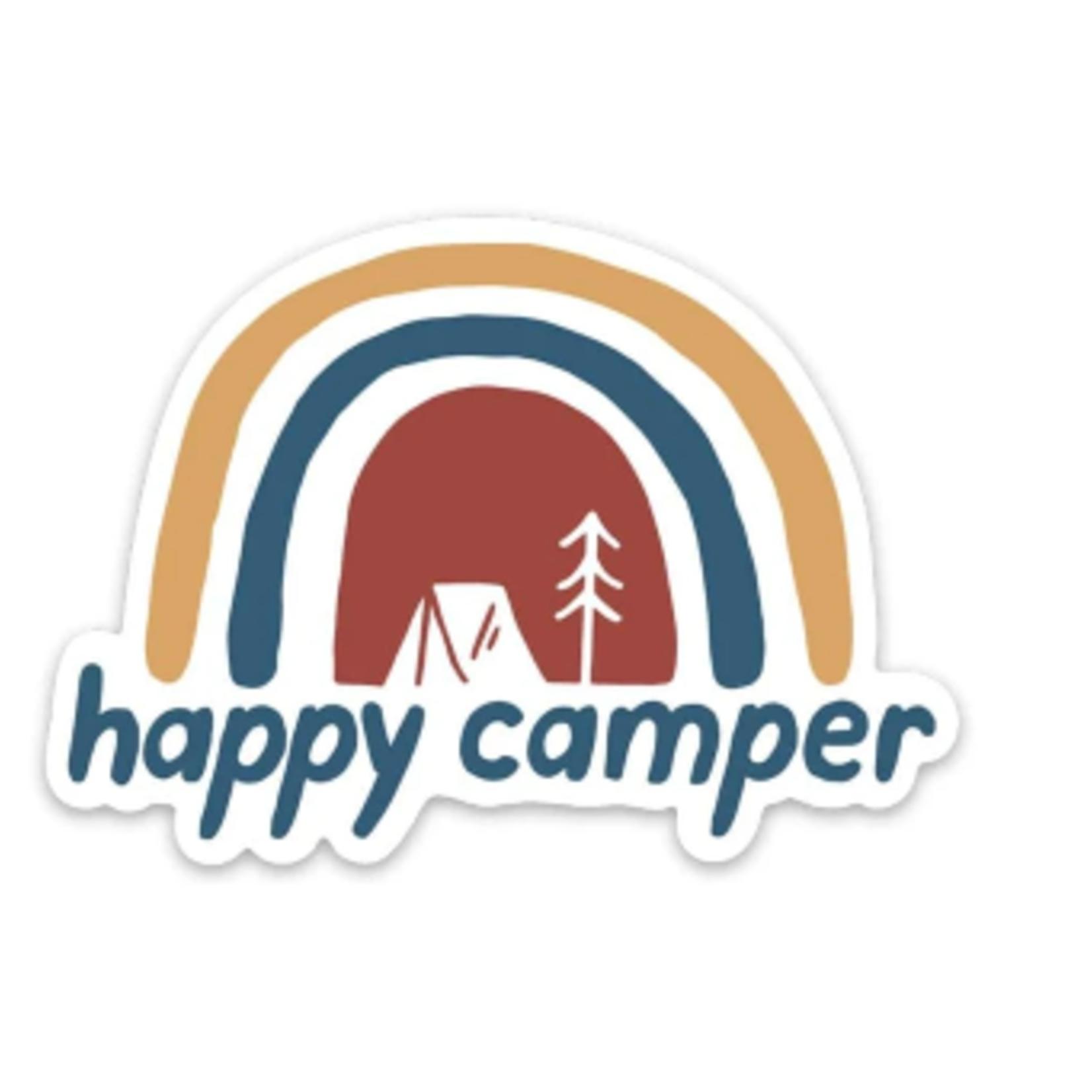 Keep Nature Wild Keep Nature Wild - Happy Camper Sticker