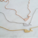 Musthavemustget Must Have Whale Necklace