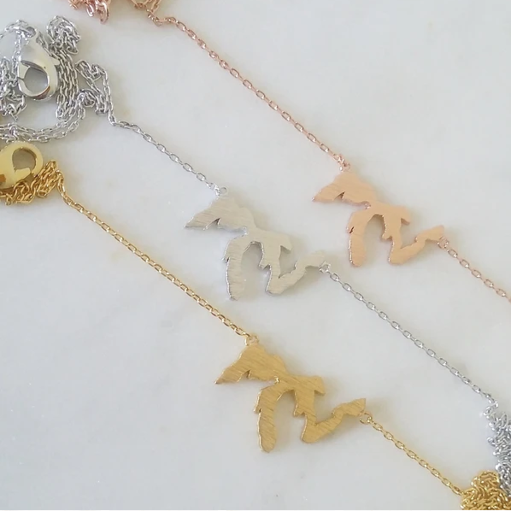 Musthavemustget Must Have Great Lakes Necklace