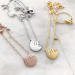 Musthavemustget Must Have Sloth Necklace