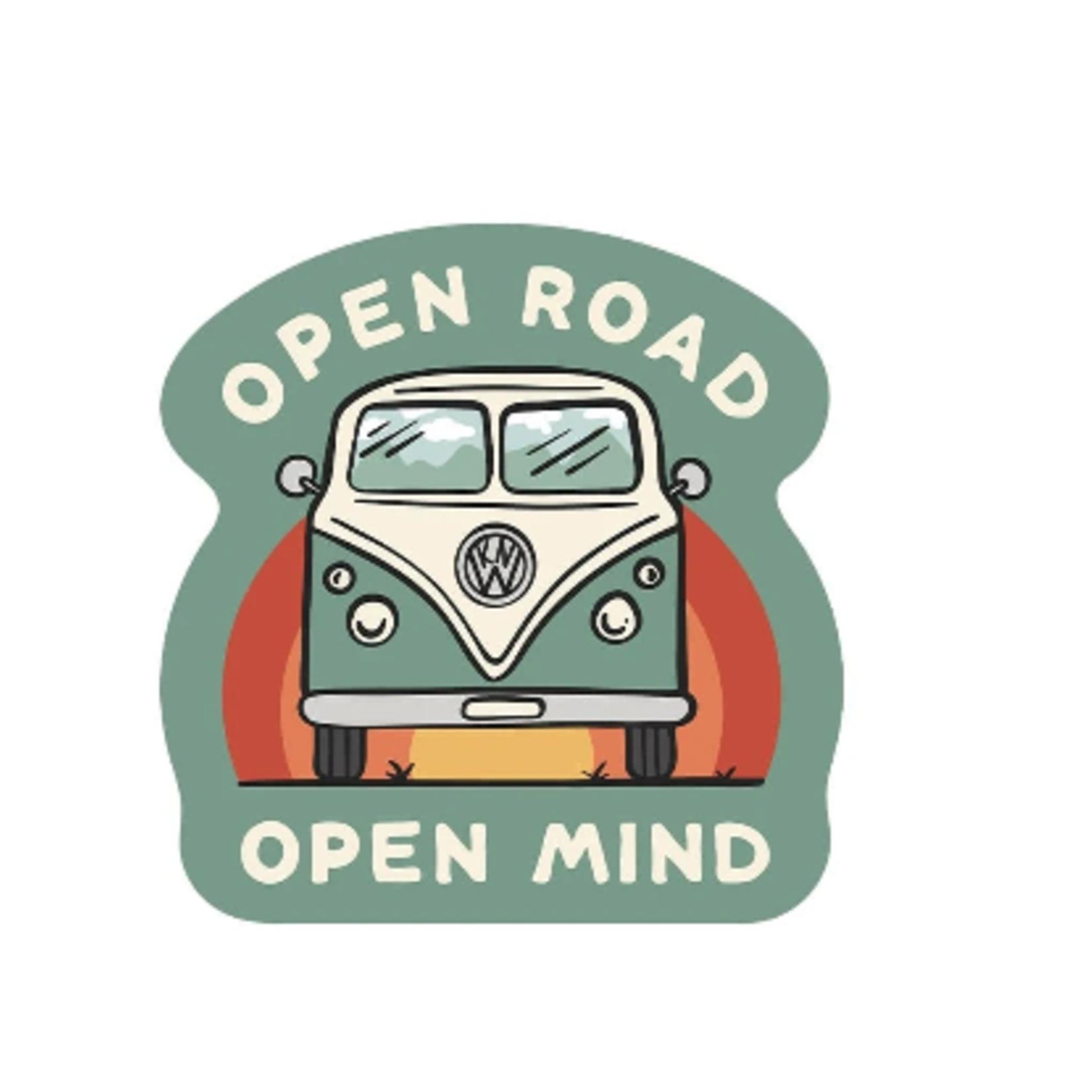 Keep Nature Wild Keep Nature Wild - Open Road Sticker