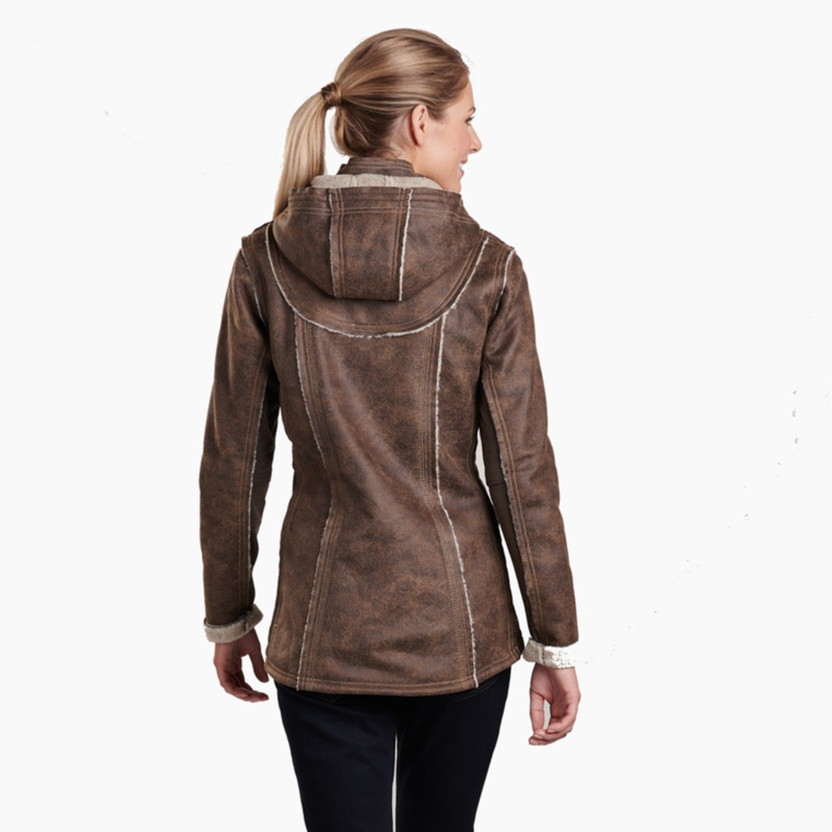Kuhl Kuhl W's Dani Sherpa Jacket - P-139688