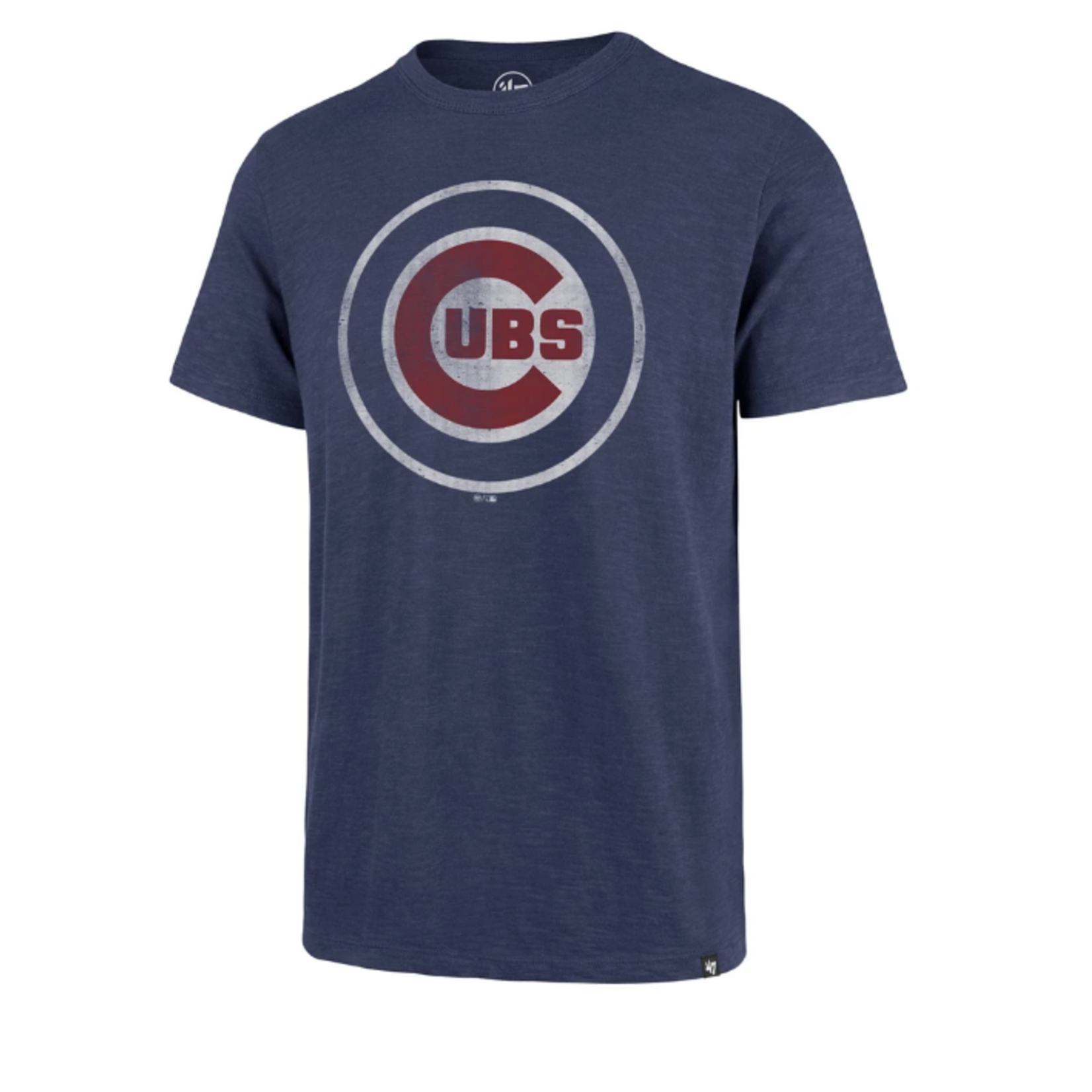 47 Brand 47 Brand Chicago Cubs M's Bleacher Scrum Tee