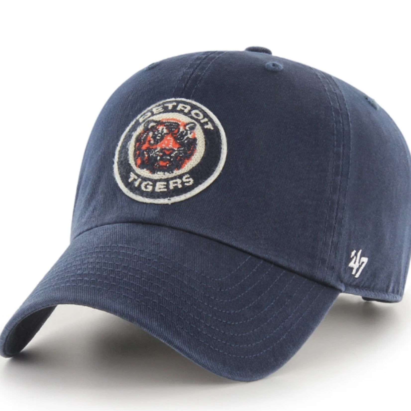 47 Brand 47 Brand Detroit Tigers Cooperstown '47 Clean Up