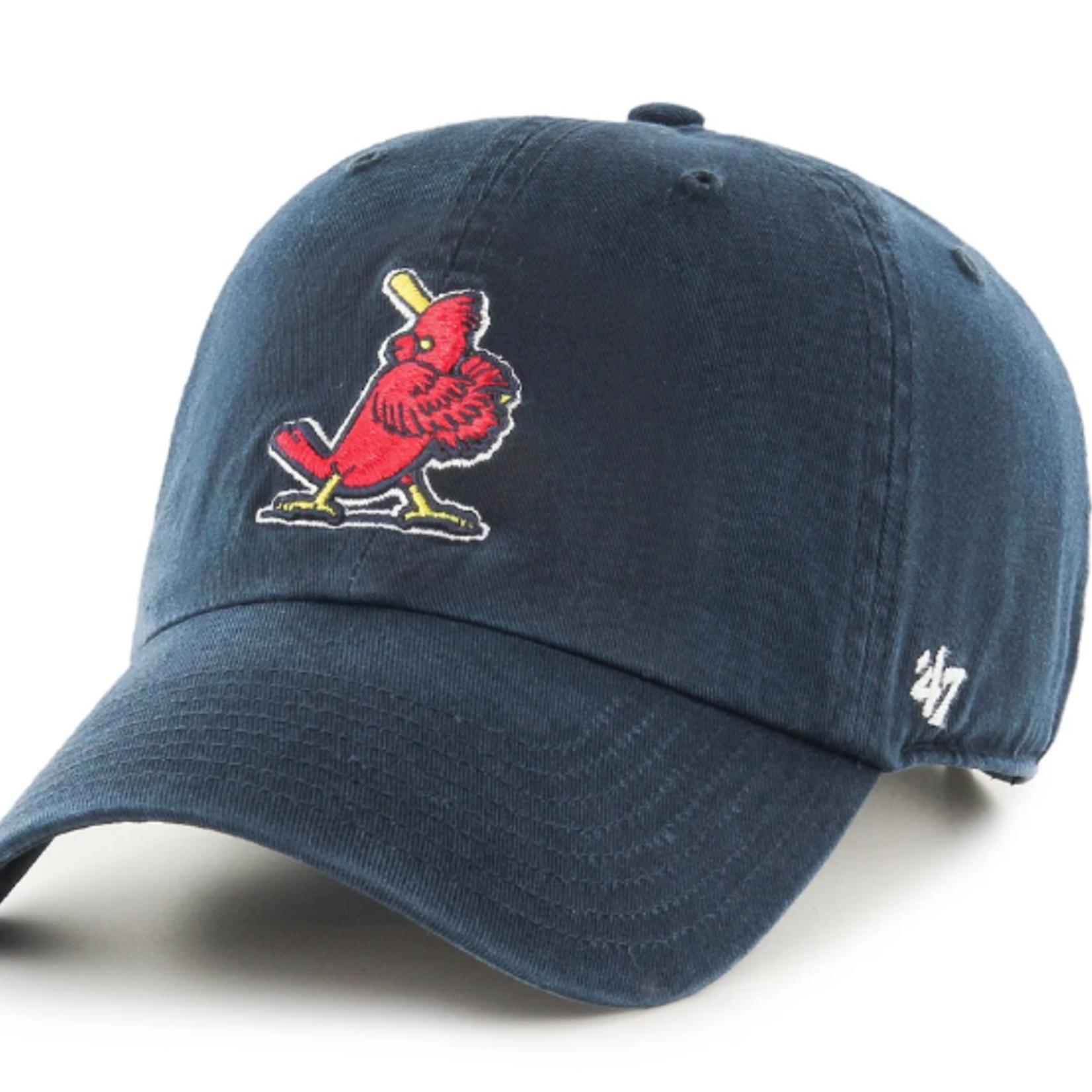 47 Brand 47 Brand St. Louis Cardinals Cooperstown '47 Clean Up Cap