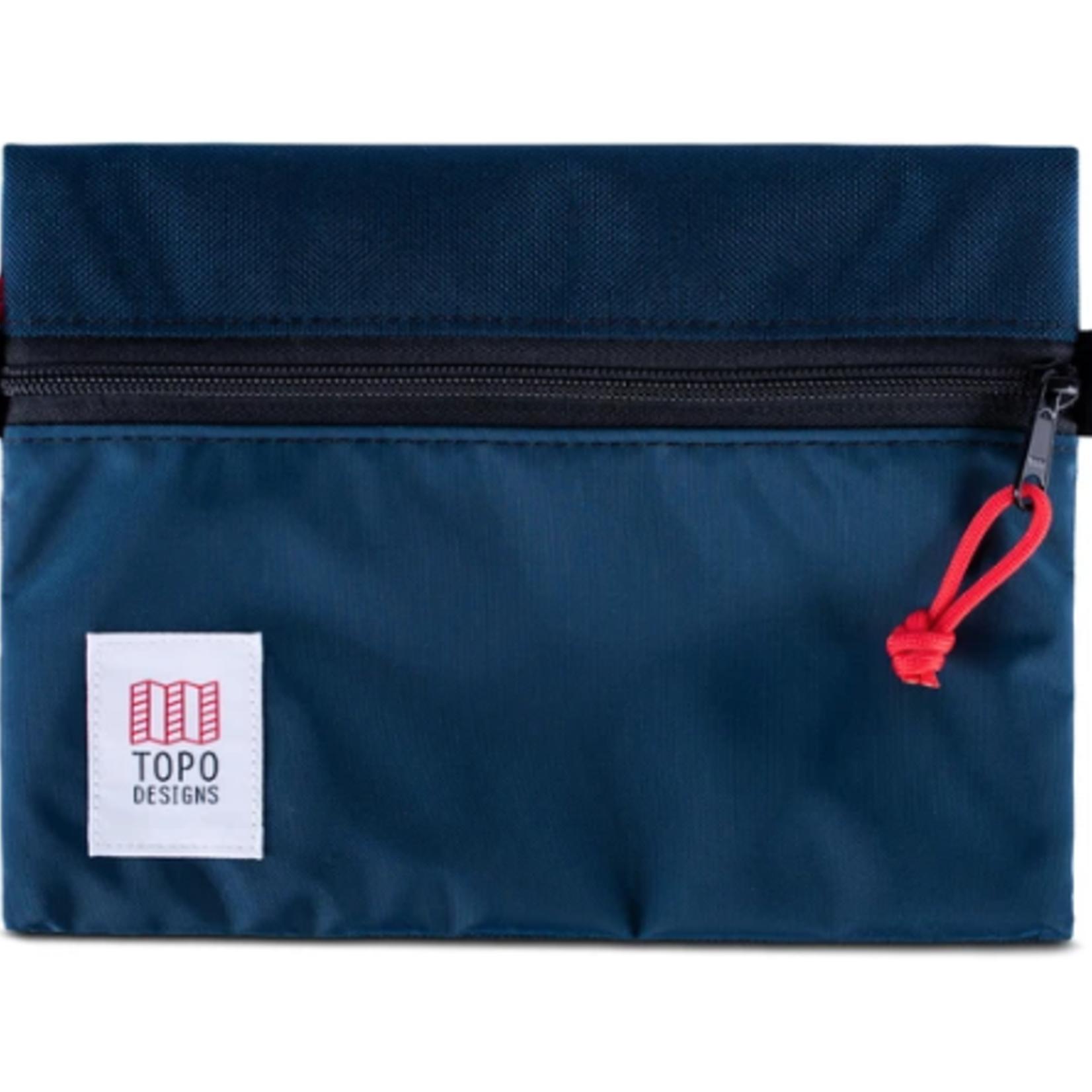 Topo Designs Topo Designs Accessory Bag - Medium, Navy