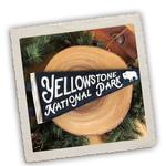 Yoho & Co Yoho & Co Felt Pennant Gardiner Yellowstone