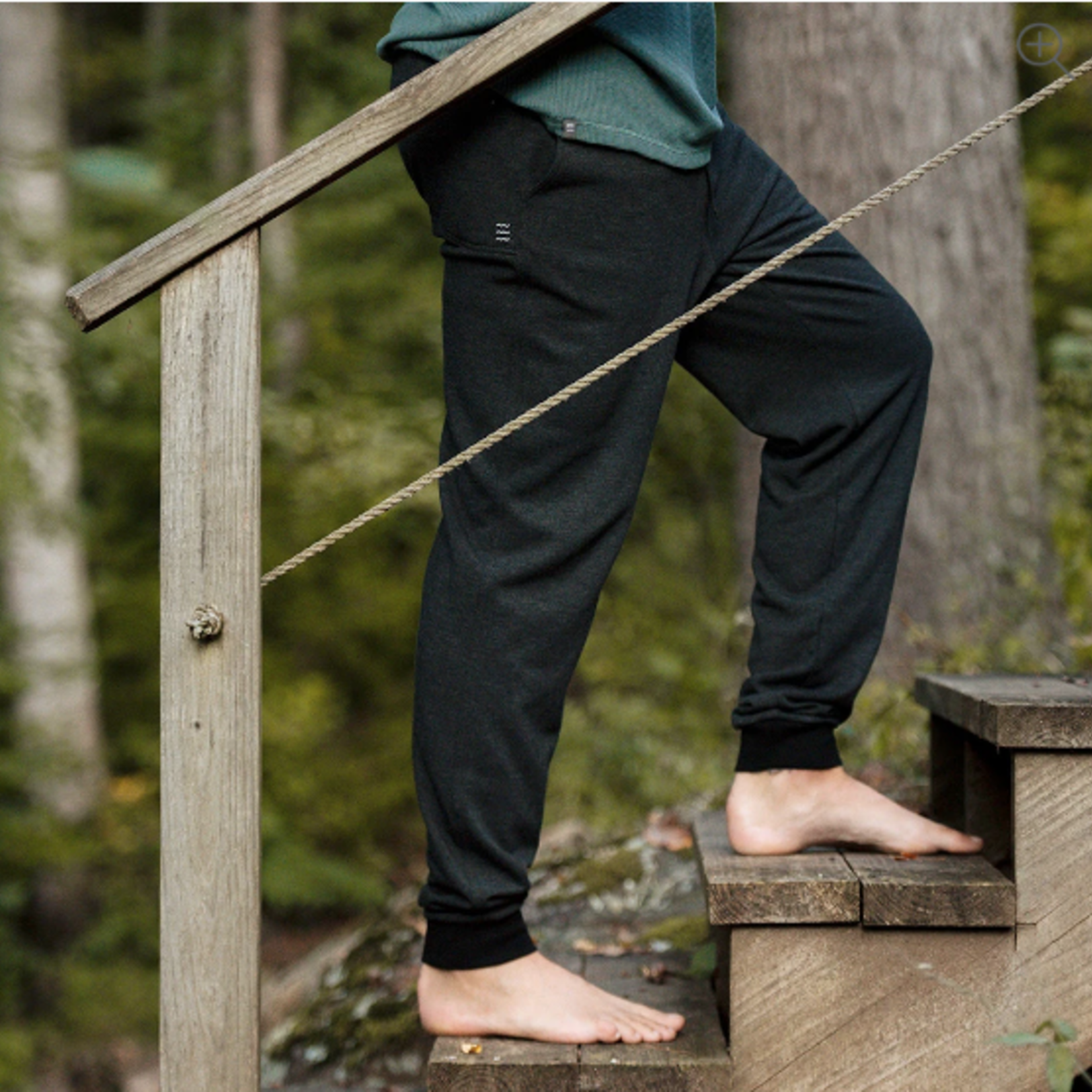 Free Fly Free Fly M's Bamboo Heritage Fleece Jogger