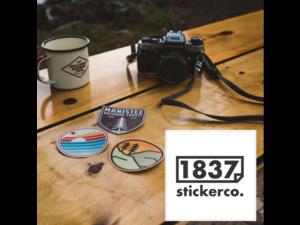 1837 Sticker Co.