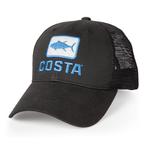 Costa Costa XL Fit Trucker Patch Tuna